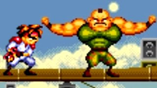 Gunstar Heroes (Genesis) All Bosses (No Damage)