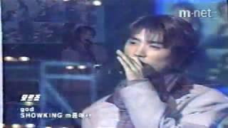 G.O.D. (지오디)- 모르죠 (2002, 엠넷 라이브)