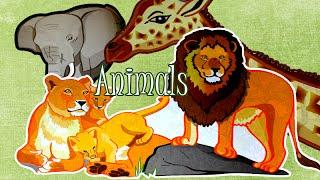 🐧 Про Животных для Детей / Удивительные животные