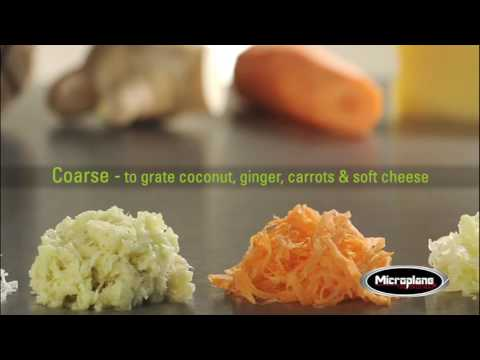 Microplane 38004 Fine/Spice Grater video_1