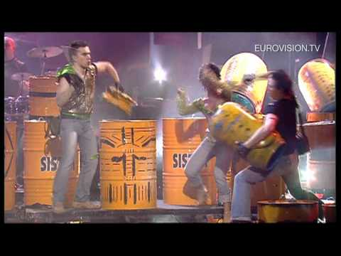 Luminita Anghel & Sistem - Let Me Try (Romania) 2005 Eurovision Song Contest