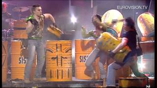 Luminita Anghel &amp Sistem - Let Me Try (Romania) 2005 Eurovision Song Contest