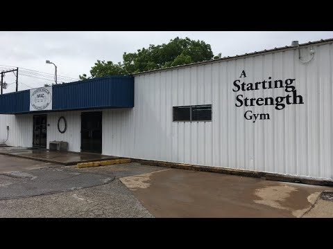 Wichita Falls Athletic Club - A Starting Strength Gym