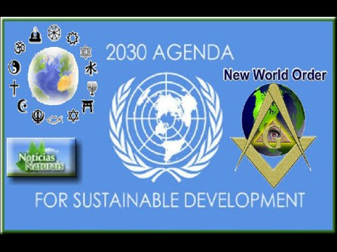 Image result for agenda 2030 new world order