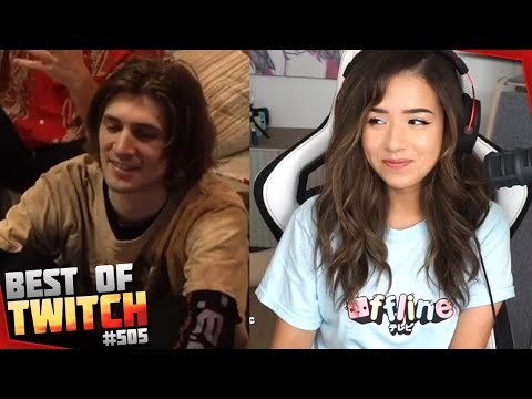 """Best Of Twitch #505 Xqc Attracted To Pokimane 