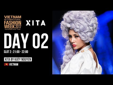 XITA BY KATY NGUYEN | VIETNAM INTERNATIONAL FASHION WEEK FALL WINTER 2017
