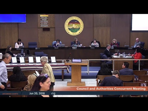 Council and Authorities Concurrent Meeting 20180522
