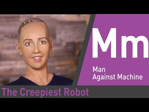 Meet The World's Creepiest Robot | The Quick And The Curious