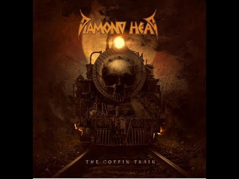 "DIAMOND HEAD release new song/video for ""Belly Of The Beast"" off new album The Coffin Train..!"