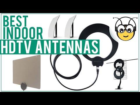 TOP 5: Best Indoor HDTV Antennas for 2018- Tech Bee 🐝