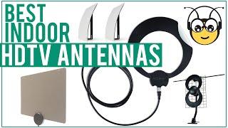 TOP 5: Best Indoor HDTV Antennas for 2018  - Tech Bee 🐝