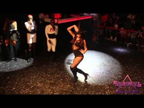 SEXY PERFORMANCE [Part.1] @FREE AGENT BALL 2