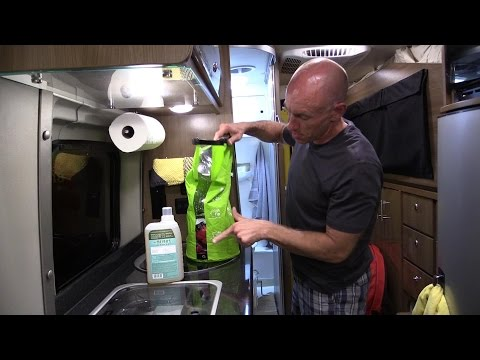 Does Scrubba Really Work?  An RV Laundry Torture Test