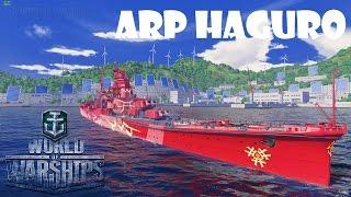 World of Warships- ARP Haguro