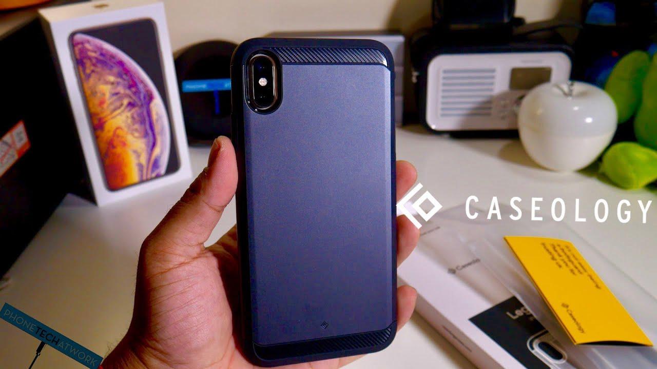 cheaper 94a89 a911c Caseology iPhone Xs Max Legion Series! Pretty Cool!