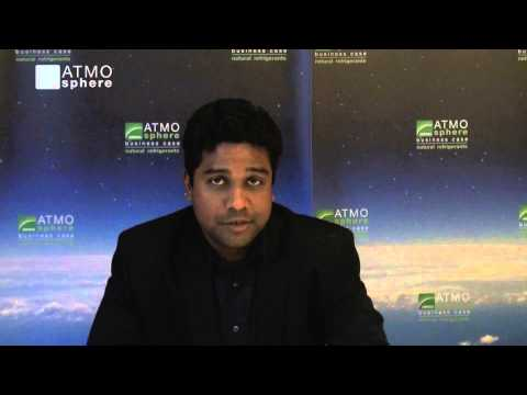 Interview with Periannan Vijayanand - Munters, at ATMOsphere America 2014