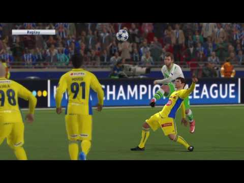 PES 2016 - Champions League journey with Wolfsburg part 6
