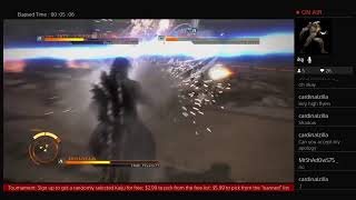 GODZILLA PS4 Fun Tournament With Something New