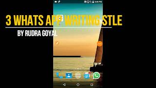 Download How To Change Font Style In Any Android Device Vivek