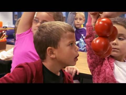 Potato or Tomato? - Jamie Oliver's Food Revolution | Promo Clip | On Air With Ryan Seacrest