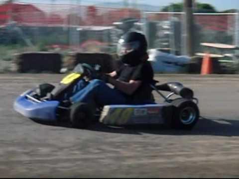 San Jose Speedway Karting Track