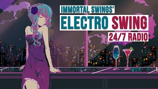 24/7 Electro Swing Radio - Enjoy the best Swings in 2021 🎧 | Enjoy it~ 🥂 🥳