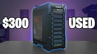 $300 Used Gaming PC 2019 | FX 8350