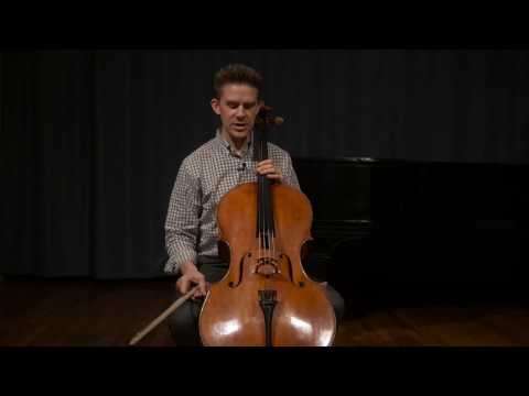 Cello Solos Today: New Sounds