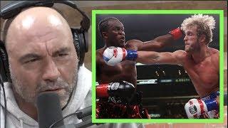 "Joe Rogan on Logan Paul ""He Can Punch"""