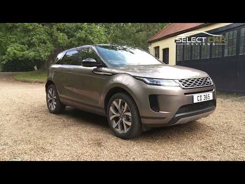 2020 Range Rover Evoque Review | Select Car Leasing