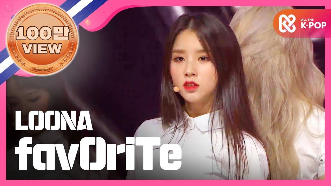 Download [Show Champion] 이달의 소녀 -  favOriTe (LOONA - favOriTe) l EP.282