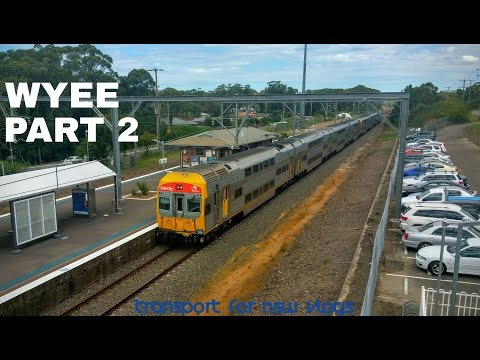 Transport for NSW Vlog No.916 Wyee part 2