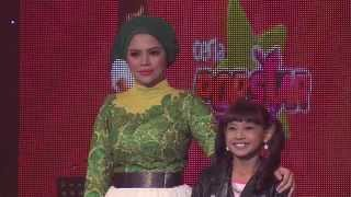 Ceria Popstar 2: Erissa & Alyah - Hey Ladies (Rossa) [06.06.2014]