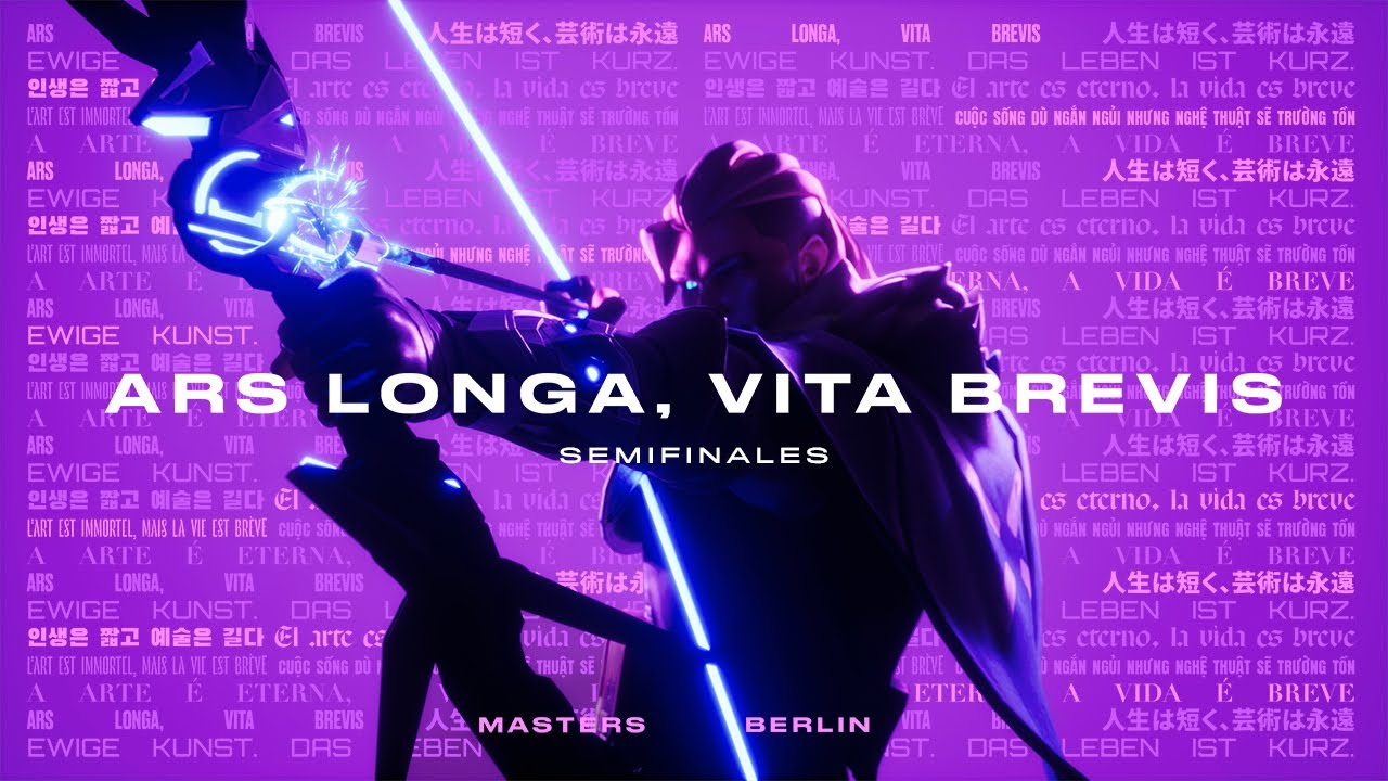 Download [ESP] VALORANT Champions Tour Stage 3 - Masters Berlín - Semifinales
