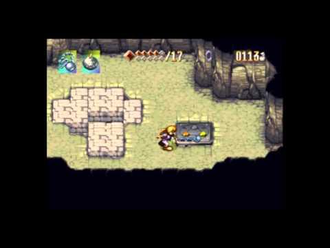 Longplay Alundra (PSX) [Part 2]