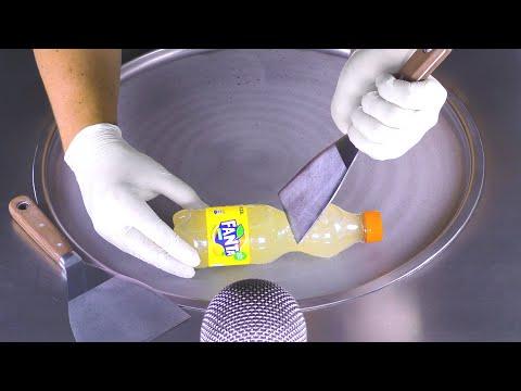 asmr---crushing-fanta-lemon-to-ice-cream-rolls- -oddly-satisfying-tapping-scratching-&-crackling-4k
