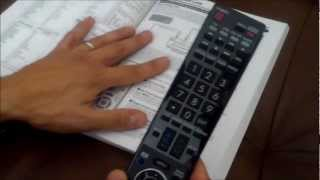 HOW TO PROGRAM SHARP TV REMOTE