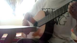 Chieu nay khong co em; Guitar arranged by Hanvota