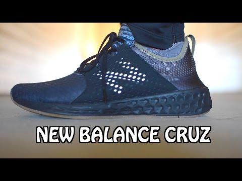 new-balance-cruz-unboxing/on-feet-(adidas-nmd-style-shoe)