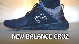 New balance cruz unboxing/on feet (adidas nmd style shoe)
