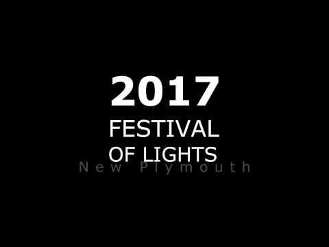 New Plymouth Festival of Lights 2017