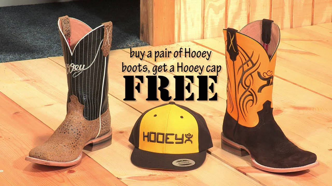 New Hooey Boots At Woods