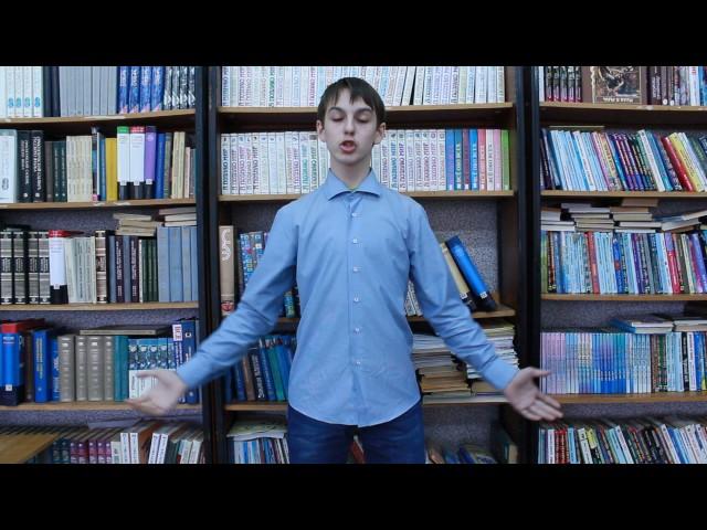Изображение предпросмотра прочтения – МаксимКвасов читает произведение «Рассказ танкиста» А.Т.Твардовского