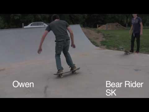 Battle For The Bearics: Owen Vs The Bear Rider