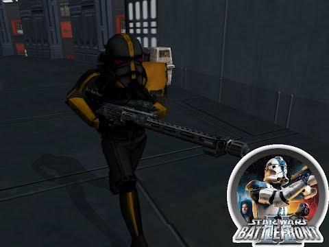 Imperial Nova Trooper Swbf Battlefront Zero Death Star Youtube
