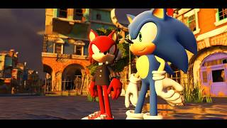 Sonic Forces - Cutscene 29 (after credits)