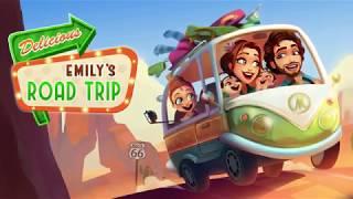 Delicious — Emily's Road Trip