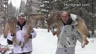 Отзыв охотников 2 (Охота на волка 2019г.)