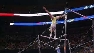 Kara Eaker - Uneven Bars - 2018 U.S. Gymnastics Championships - Senior Women Day 2