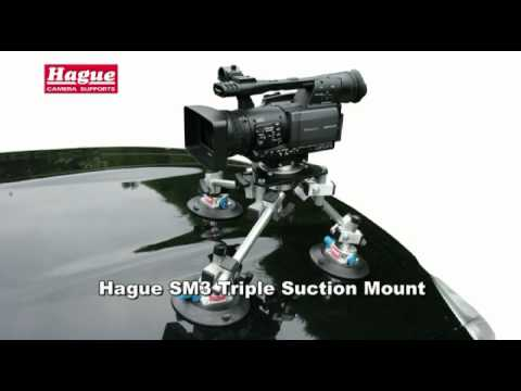 Hague Camera Supports Car Suction Mounts